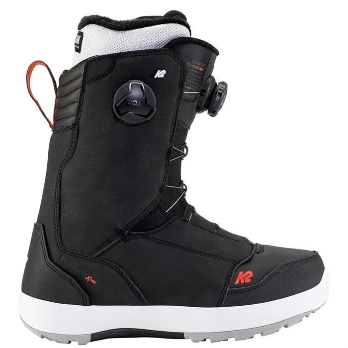 K2 - Boundary Clicker X HB Snowboard Boots 2022
