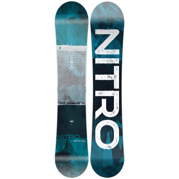 Nitro - Prime Overlay Snowboard 2021