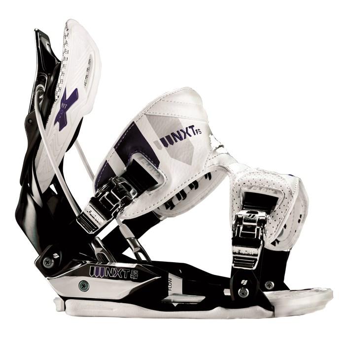 Flow NXT FS Snowboard Bindings 2009
