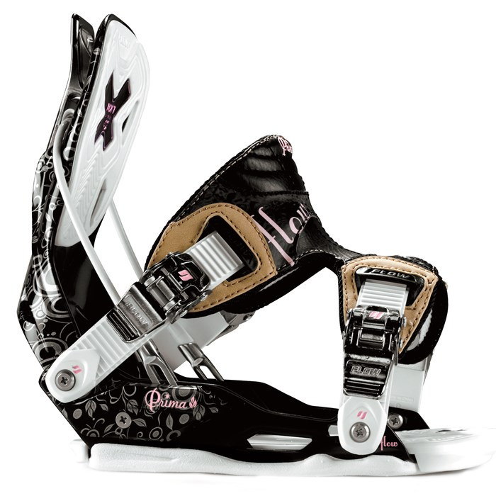 Flow Prima Snowboard Bindings - Women's 2009