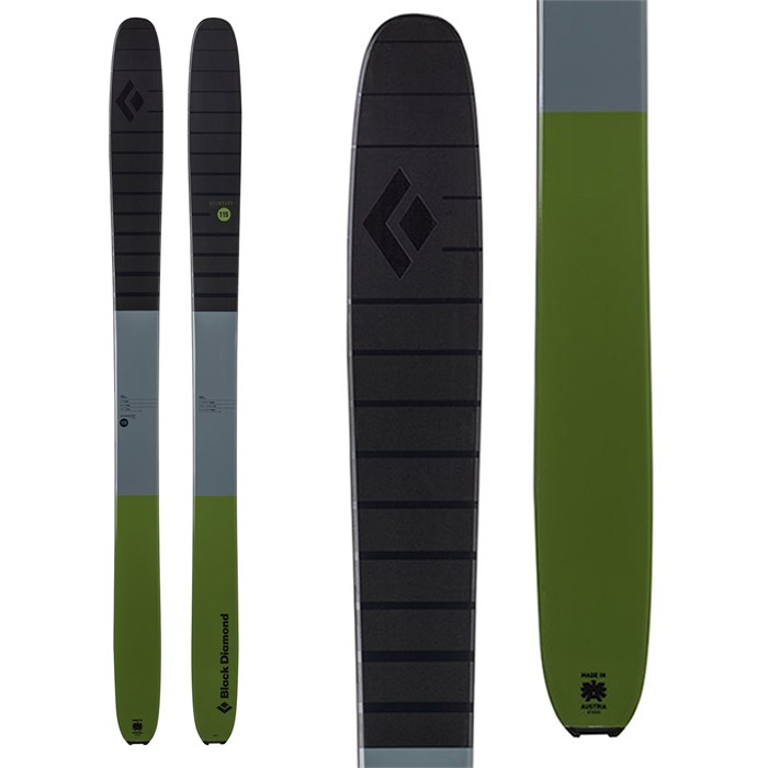Black Diamond - Boundary Pro 115 Skis 2020 - Used