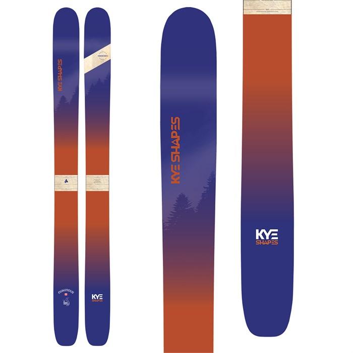 KYE Shapes - Numinous Skis 2021