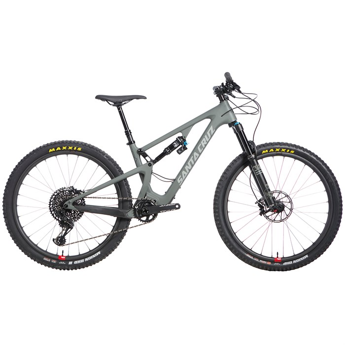 Santa Cruz Bicycles - 5010 C S Reserve Complete Mountain Bike 2020