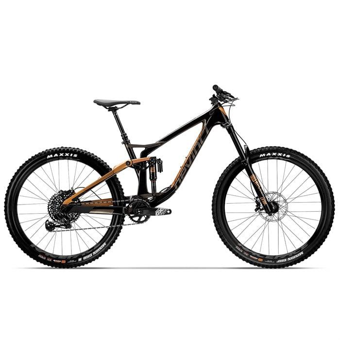 Devinci - Spartan Carbon 27 GX 12s Complete Mountain Bike 2019