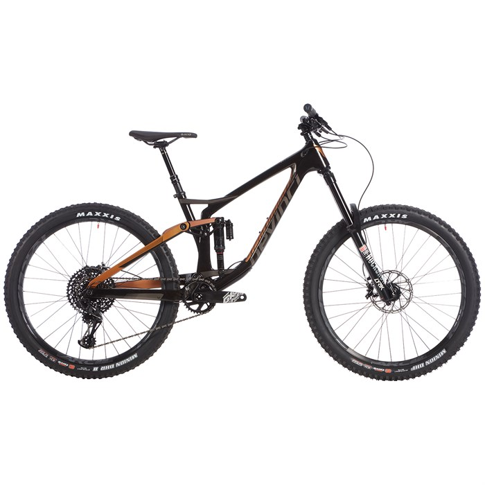 Devinci - Spartan Carbon 27 GX 12s LTD Complete Mountain Bike 2019