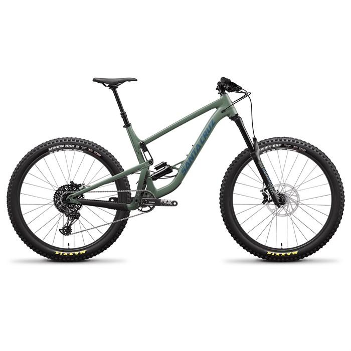 Santa Cruz Bicycles - Bronson A R + Complete Mountain Bike 2020
