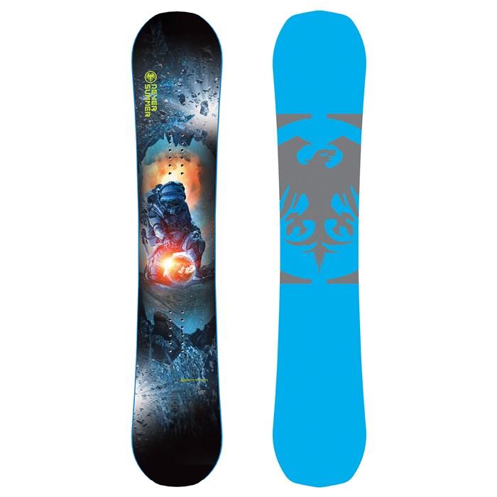 Never Summer - Bantam Snowboard - Boys' 2021