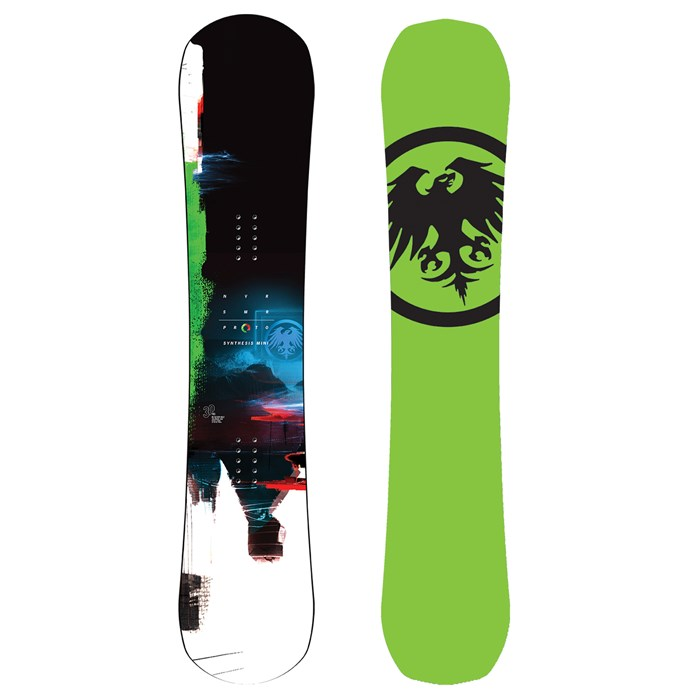 Never Summer - Mini Proto Synthesis Snowboard - Kids' 2021