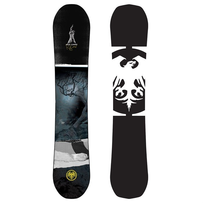 Never Summer - Ripsaw X Snowboard 2021