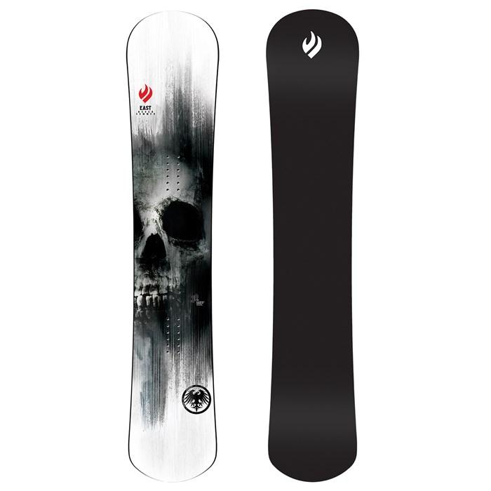 Never Summer - East Snowboard 2021