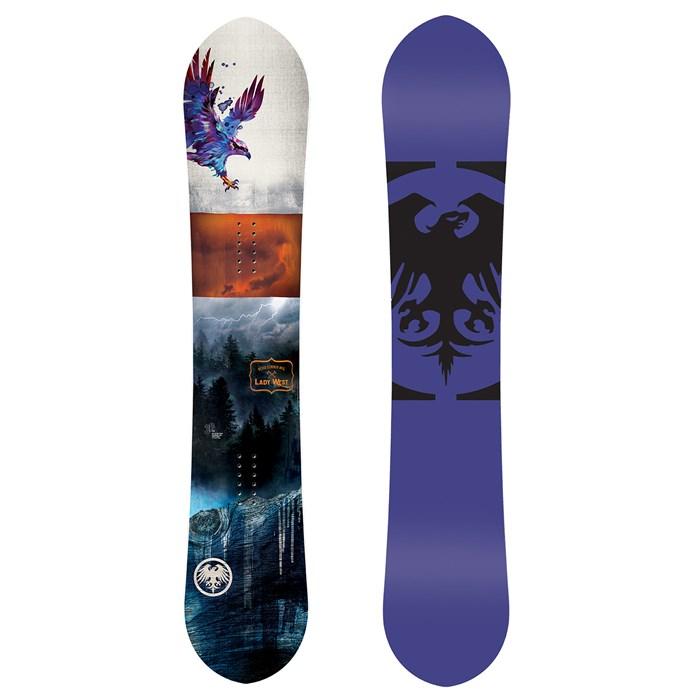 Never Summer - Lady West Snowboard - Women's 2021
