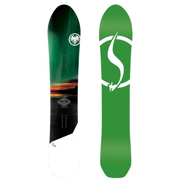 Never Summer - Big Gun Snowboard 2021