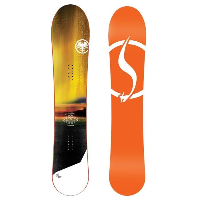 Never Summer - Harpoon Snowboard 2021