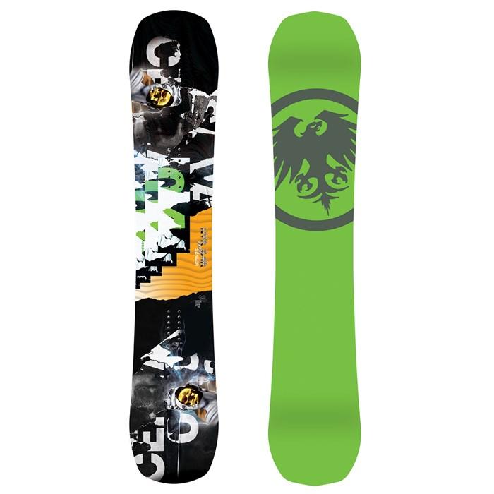 Never Summer - Proto Slinger X Snowboard 2021