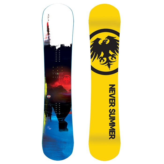 Never Summer - Proto Ultra Snowboard 2021