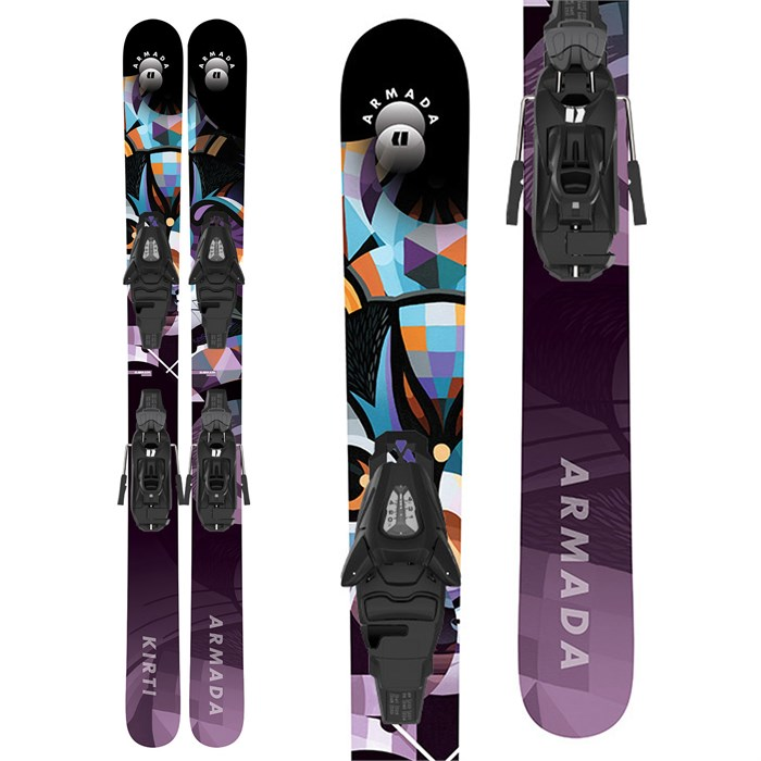 Armada - Kirti Skis + C5 GW Bindings -  Girls' 2021