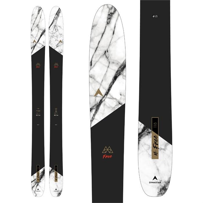 Dynastar - M-Free 118 Skis 2021
