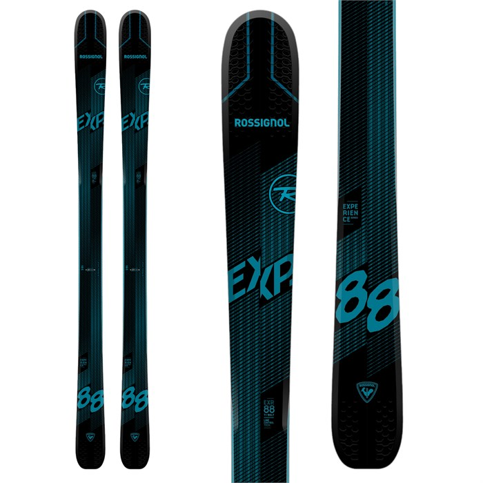 Rossignol - Experience 88 Ti Skis 2021