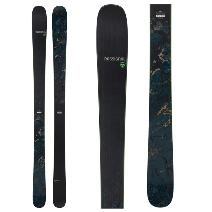 Rossignol - Black Ops Holy Shred Skis 2022