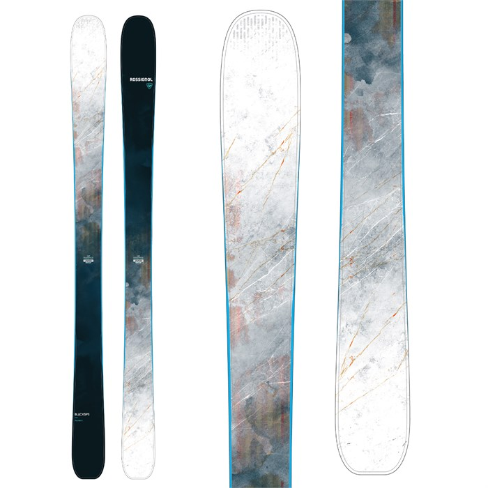 Rossignol - Black Ops Rallybird Ti Skis - Women's 2022 - Used