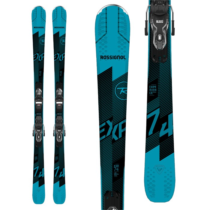 Rossignol - Experience 74 Skis + Xpress 10 GW Bindings 2021
