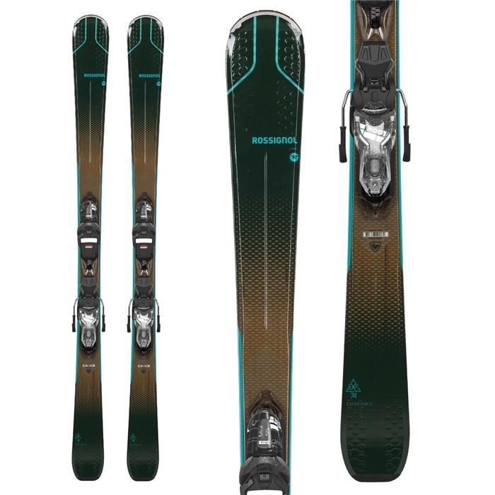 Rossignol - Experience 74 W Skis + Xpress 10 GW Bindings - Women's 2021
