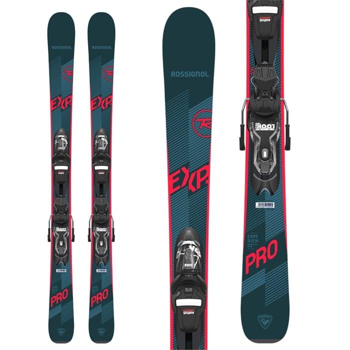 Rossignol - Experience Pro Skis + Xpress Jr 7 Bindings - Boys' 2021