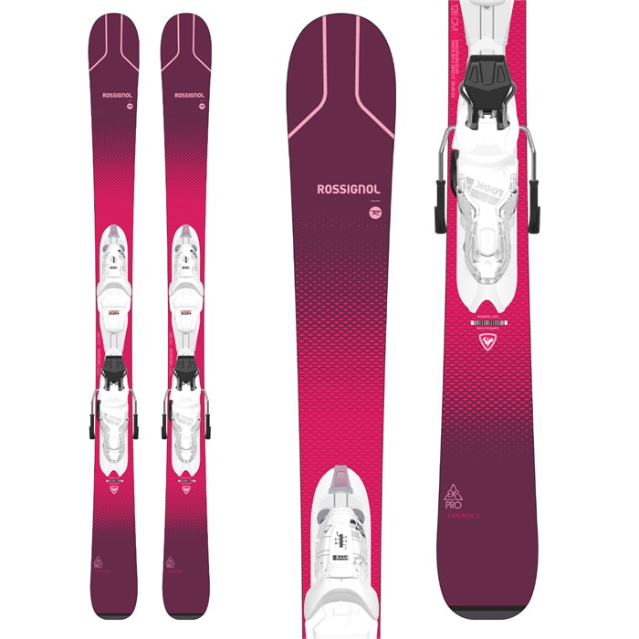 Rossignol - Experience Pro W Skis + Xpress Jr 7 Bindings - Girls' 2021