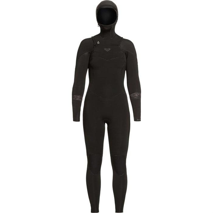 Roxy - 5/4/3 Syncro Chest Zip GBS Hooded Wetsuit - Women's