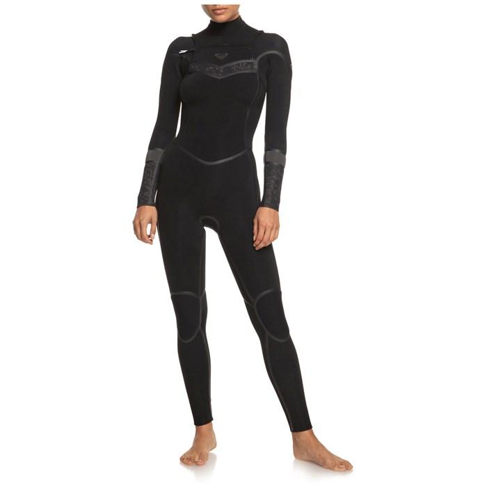 Roxy - 4/3 Syncro+ Chest Zip LFS Wetsuit - Women's