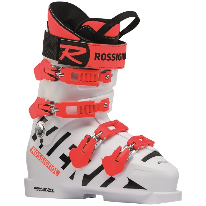 Rossignol - Hero World Cup 110 SC Ski Boots - Kids' 2020