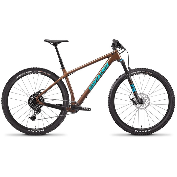 Santa Cruz Bicycles - Chameleon C R+ Complete Mountain Bike 2020
