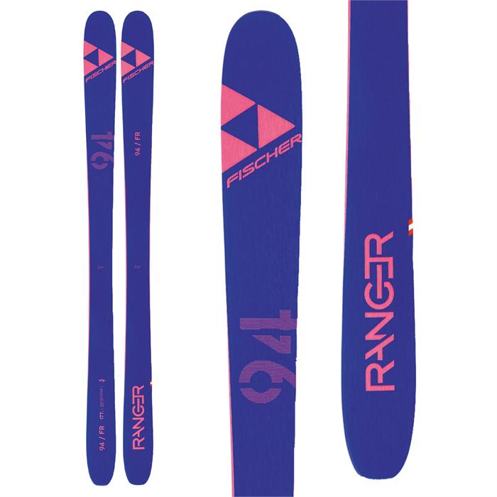 Fischer - Ranger 94 FR Skis 2021