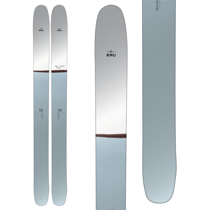 RMU - North Shore 108 Skis 2021