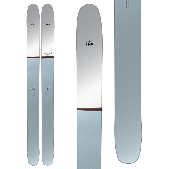RMU - North Shore 108 Skis 2021