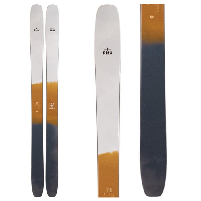 RMU - YLE 110 BM Skis 2021