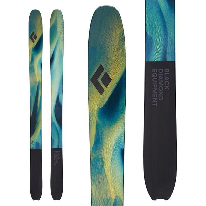 Black Diamond - Helio Recon 105 Burkard Skis 2022