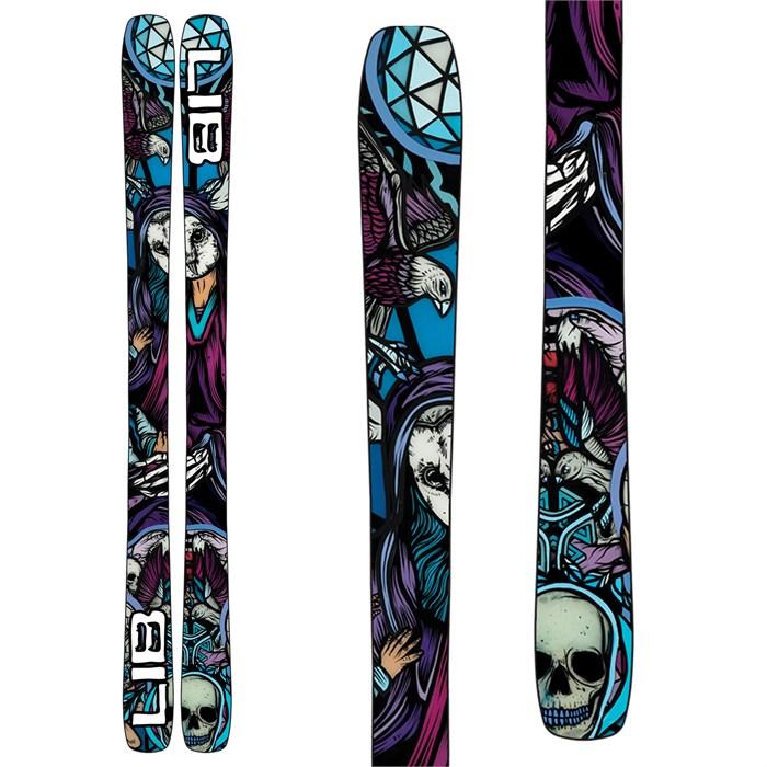 Lib Tech - Backwards Skis 2021