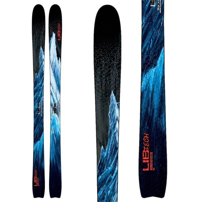 Lib Tech - Wunderstick 96 Skis 2021