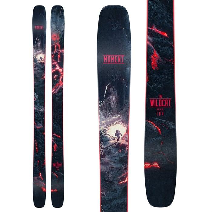 Moment - Wildcat 101 Skis 2021