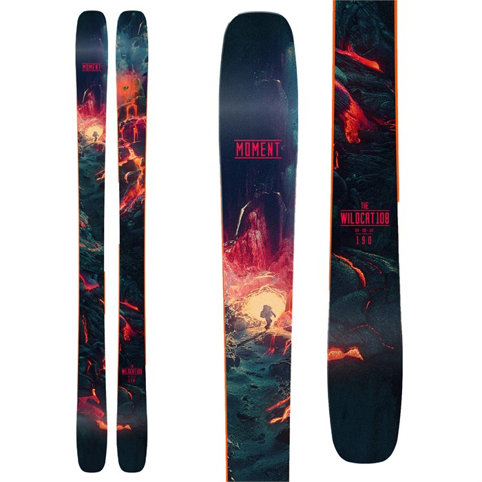 Moment - Wildcat 108 Skis 2021