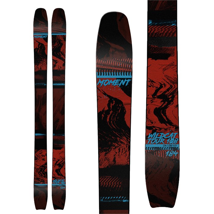 Moment - Wildcat Tour 108 Skis 2021