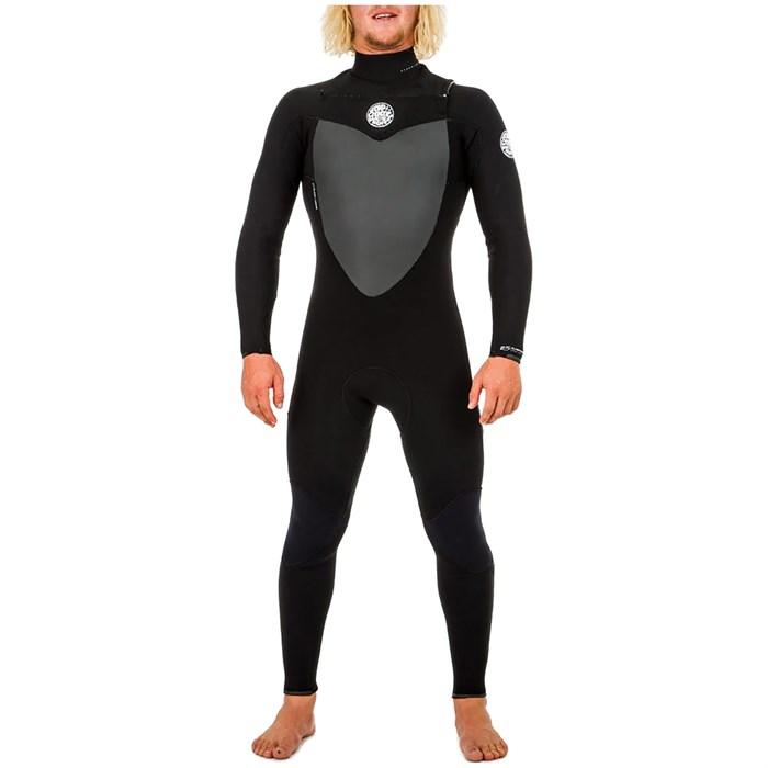 Rip Curl - 4/3 Flashbomb Chest Zip Steamer Wetsuit