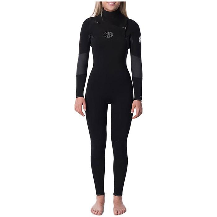 Rip Curl - 4/3 Flashbomb Steamer Chest Zip Wetsuit - Women's