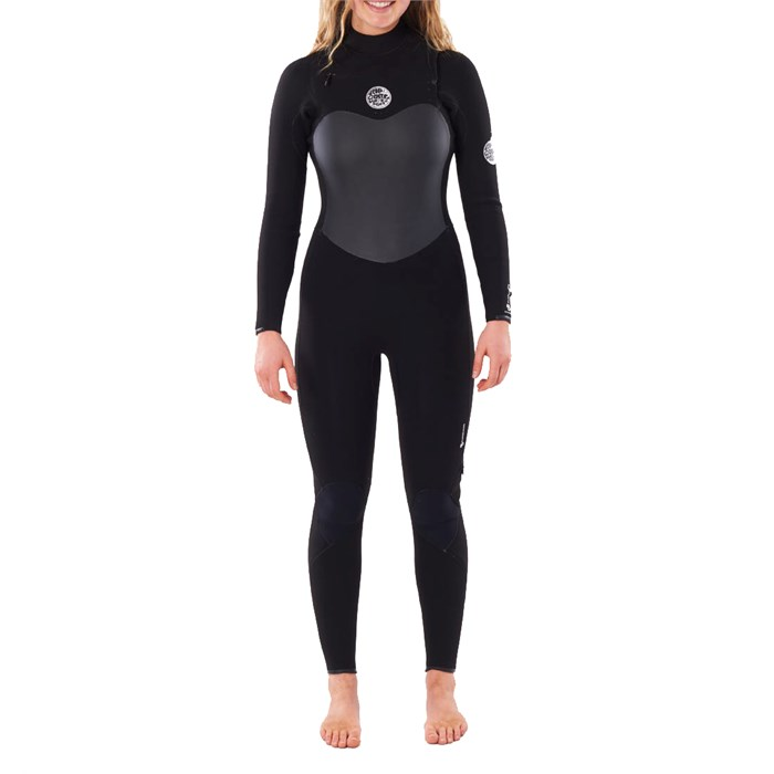 Rip Curl - 3/2 Flashbomb Steamer Chest Zip Wetsuit - Women's