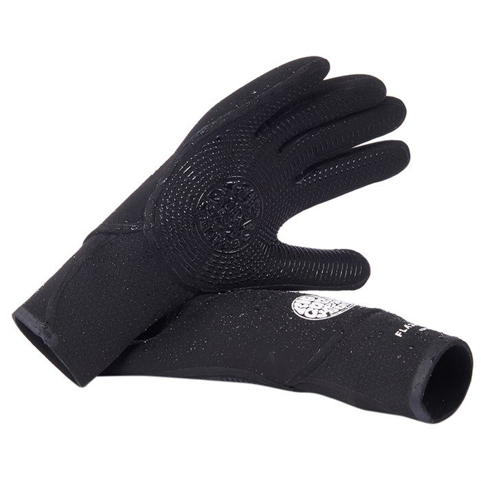 Rip Curl - 5/3 Flashbomb 5-Finger Wetsuit Gloves