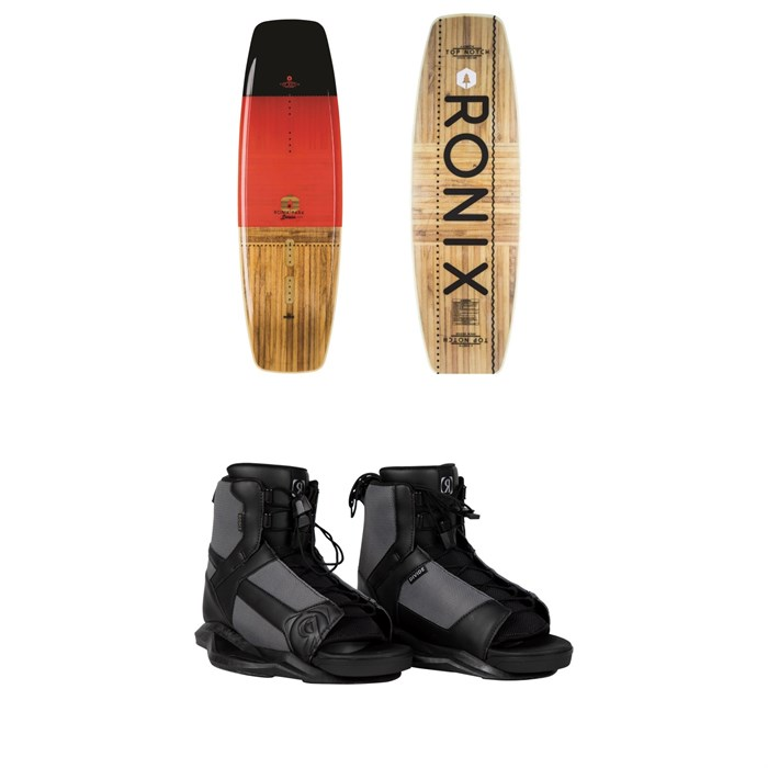 Ronix - Top Notch Nu Core 2 + Divide Wakeboard Package 2019
