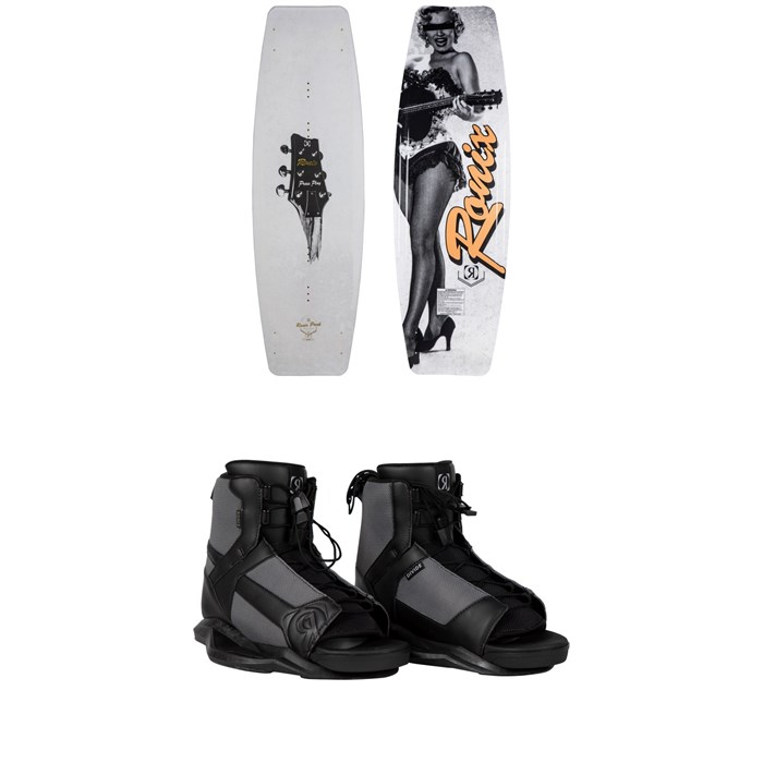 Ronix - Press Play ATR + Divide Wakeboard Package 2019