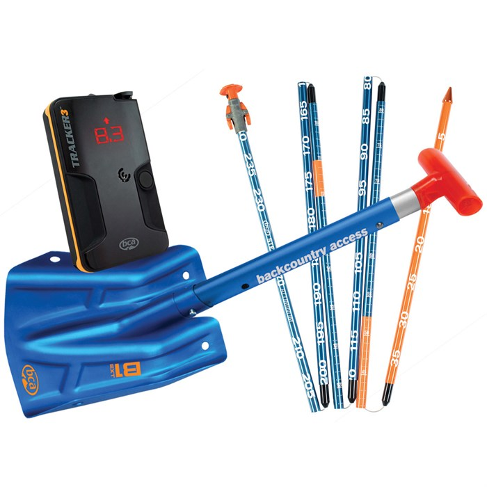 BCA - Tracker3™ Rescue Package