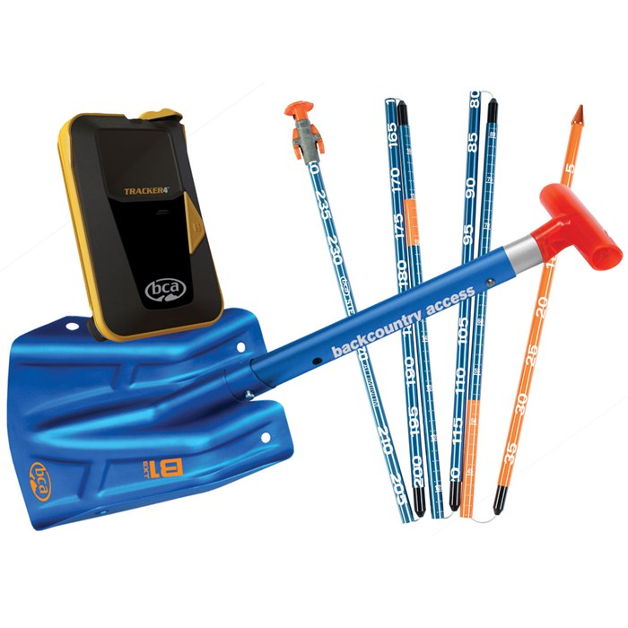 BCA - Tracker4™ Rescue Package